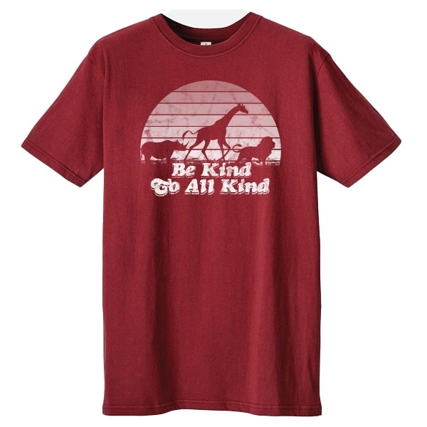ADULT SHORT SLEEVE TEE BE KIND TO ALL KIND
