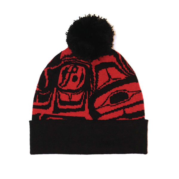 EAGLE CREST KNIT BEANIE