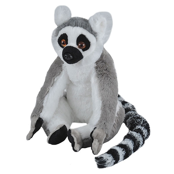 RING-TAILED LEMUR - 12""