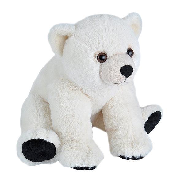 "BABY POLAR BEAR- 12"""