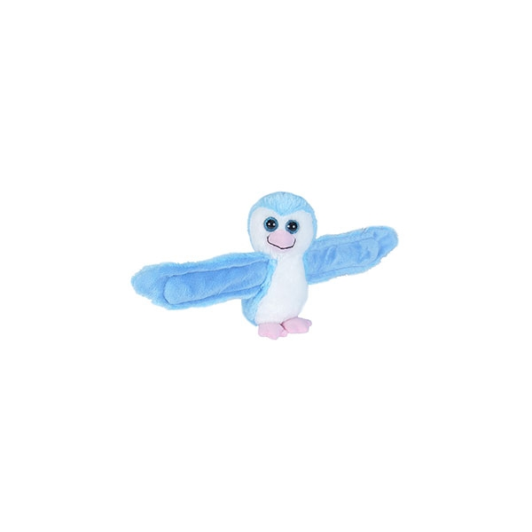 HUGGERS ICE BLUE PENGUIN- 8""