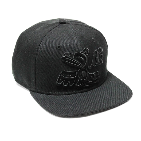 ADULT RAVEN SNAP BACK HAT