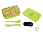 JUST IMAGINE LIME SUSTAINABLE LUNCH SET